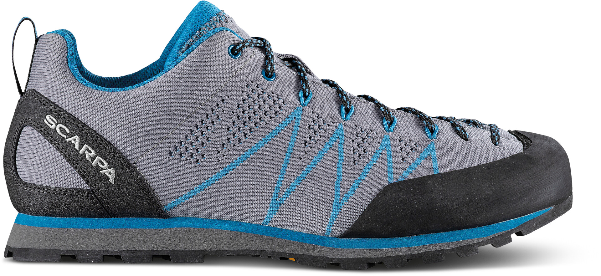 Scarpa Crux Air Shoes Herren smokelake blue
